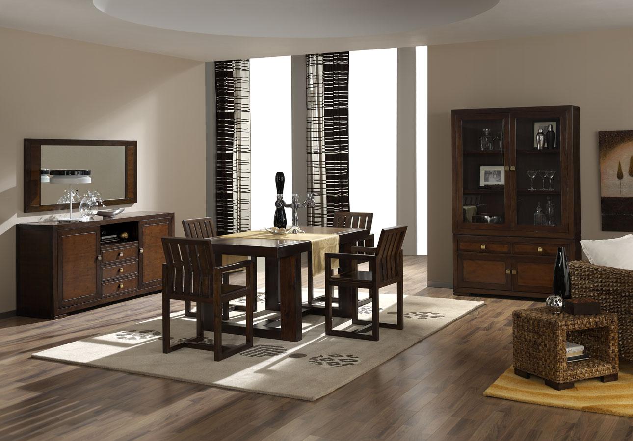salones y comedores estilo colonial muebles andaluc a