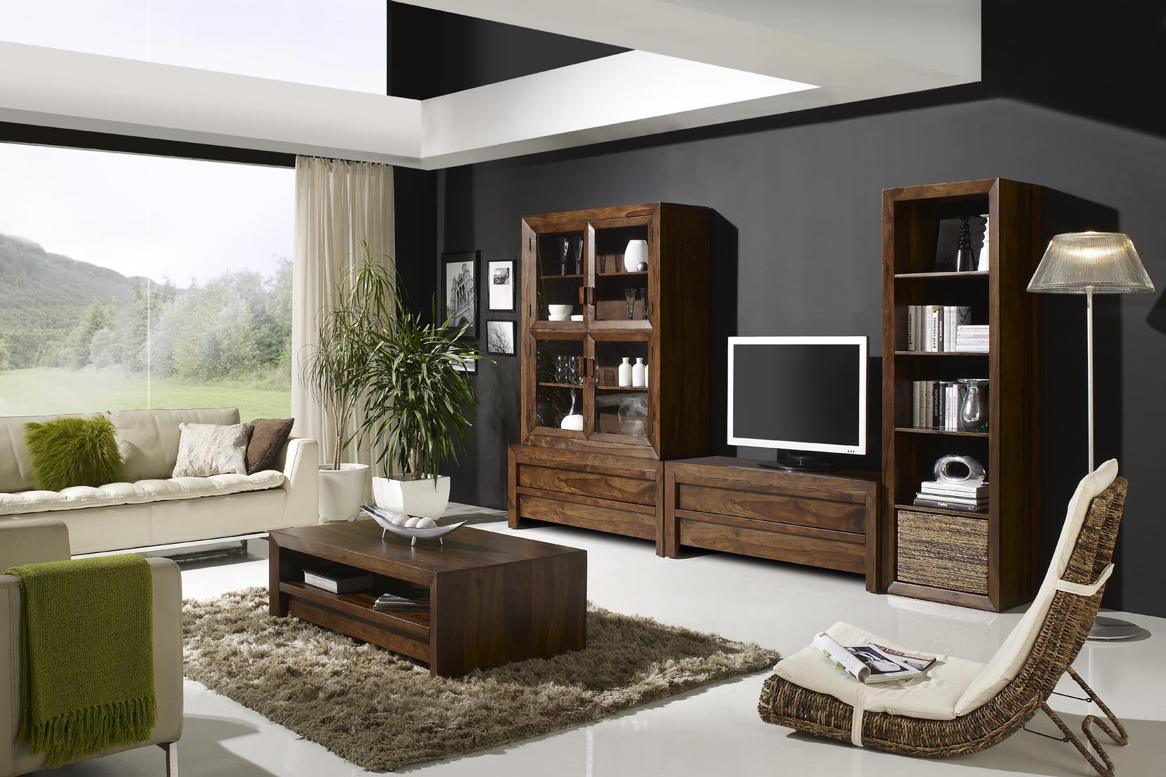 Salones y comedores estilo colonial muebles andaluc a - Salon con estilo ...