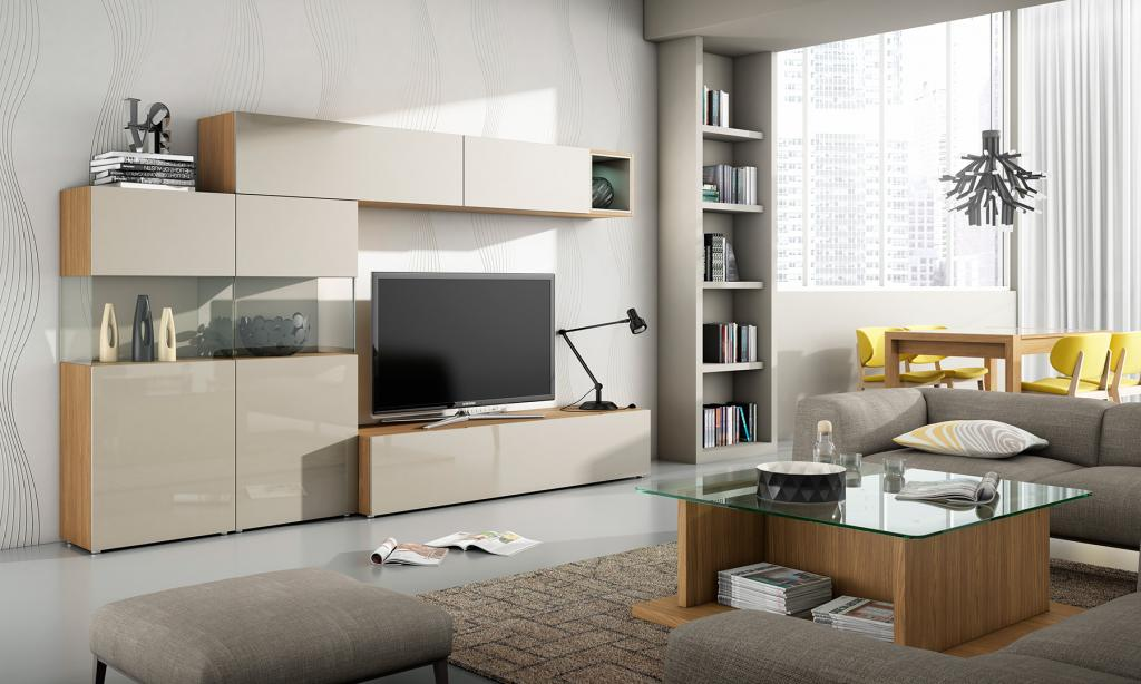 Muebles Estilo Colonial Moderno. Trendy Top Muebles Salon Comedor ...