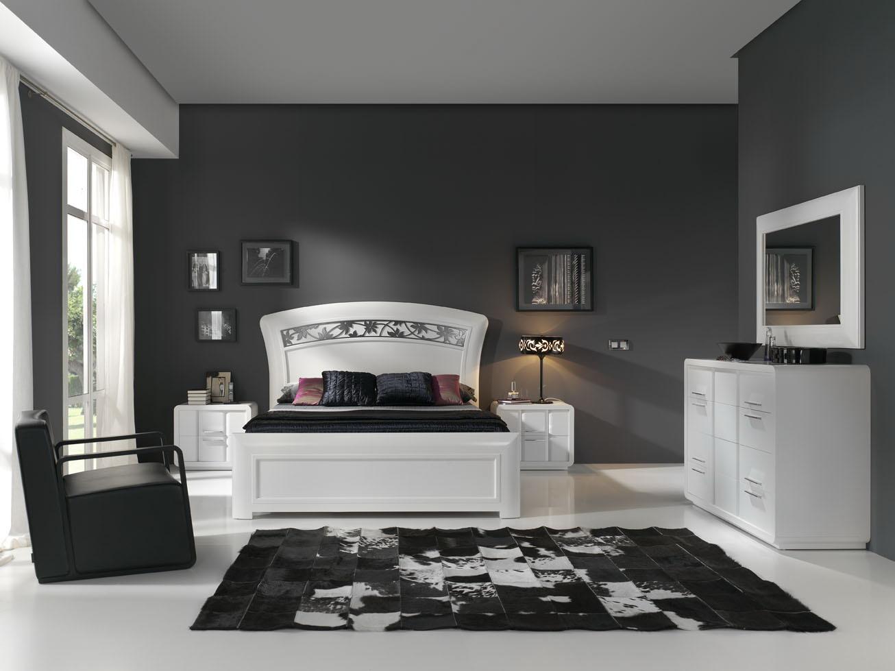 Dormitorios estilo moderno muebles andaluc a for Dormitorios matrimonio clasicos baratos