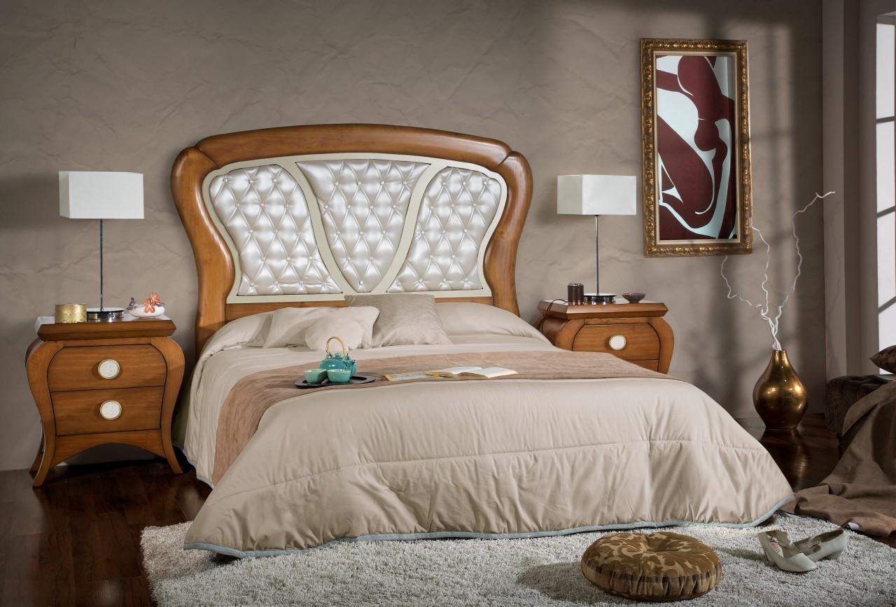 Dormitorios estilo rom ntico muebles andaluc a - Muebles estilo romantico ...