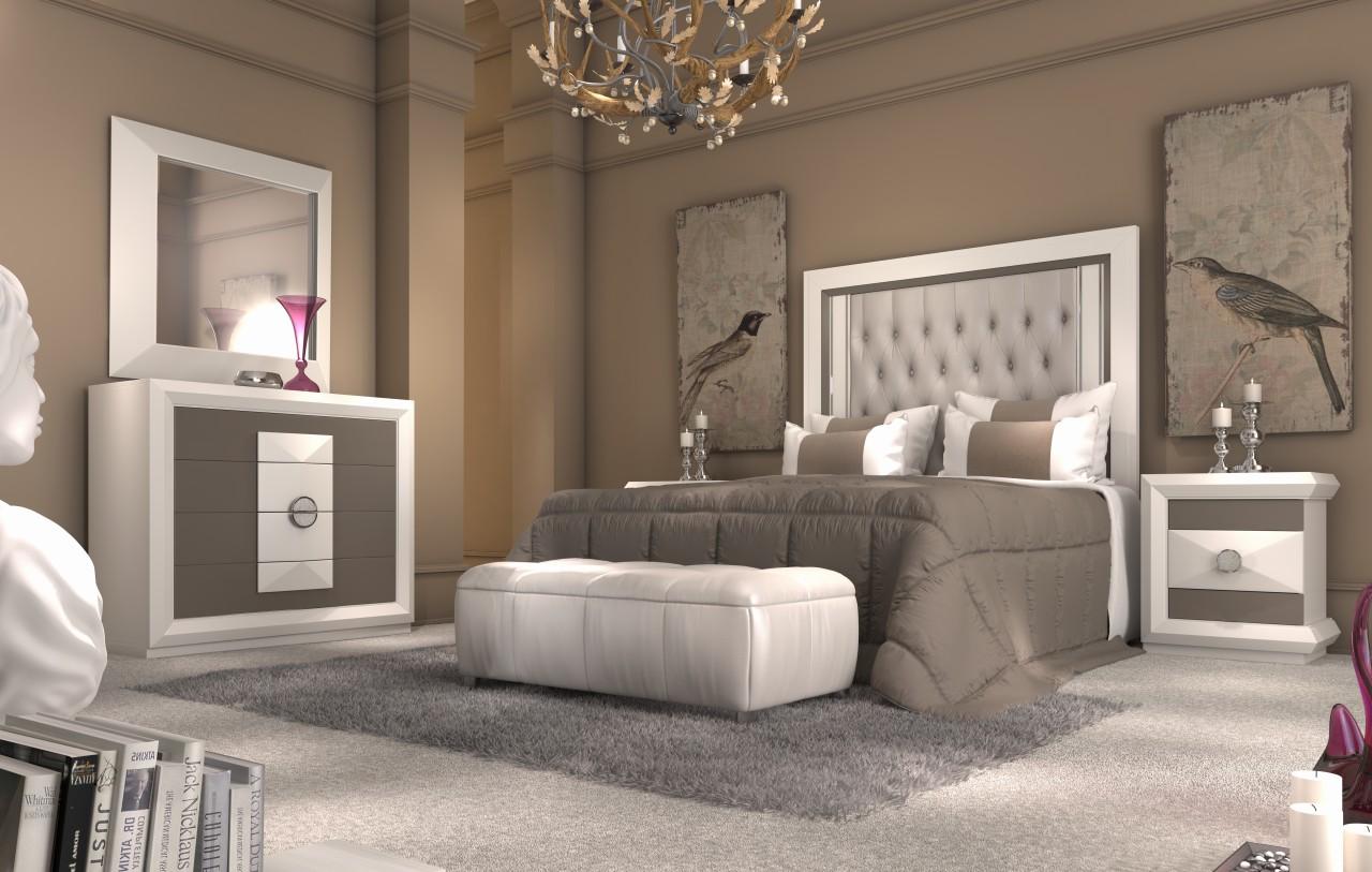 Dormitorios estilo rom ntico muebles andaluc a for Muebles de estilo romantico
